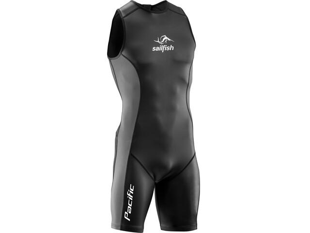 sailfish Pacific Pianka pływacka Mężczyźni, black